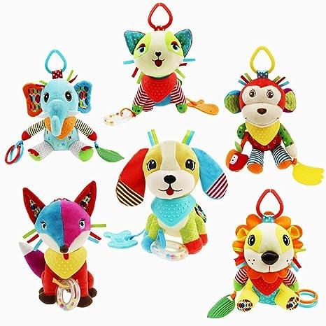 e9bf4abf7f86e0 Xiton Bambola di peluche giocattoli SKK infante appeso letto per bambini e  neonati giocattolo culla appeso