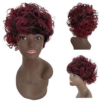 Amazon.com : Women Wigs Short Spiral Curls