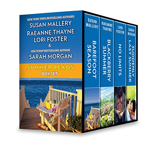 Summer Reads Box Set: An Anthology (Blackberry Island Book 1) ()