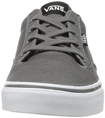f50979c1984 Amazon.com  Vans Grey Winston Skate Shoes - Grade School Boys Size   Everything Else