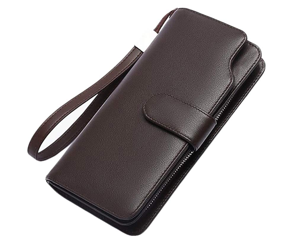 Mens wallet,long section,leather wallet
