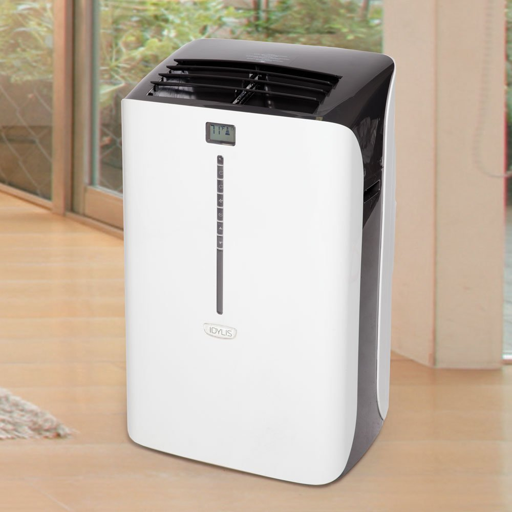 Amazon.com: Idylis 416709 10,000-BTU 450-sq ft 115-Volt Portable Air: Home  & Kitchen