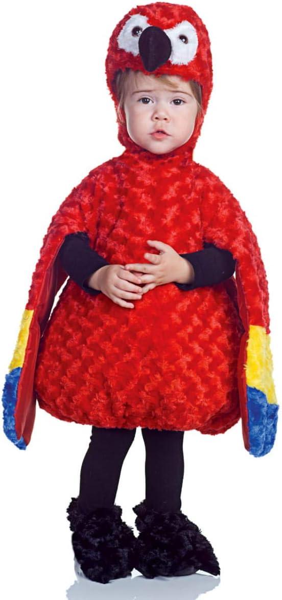 Horror-Shop Disfraz de Felpa Mini Loro bebé L: Amazon.es: Juguetes ...