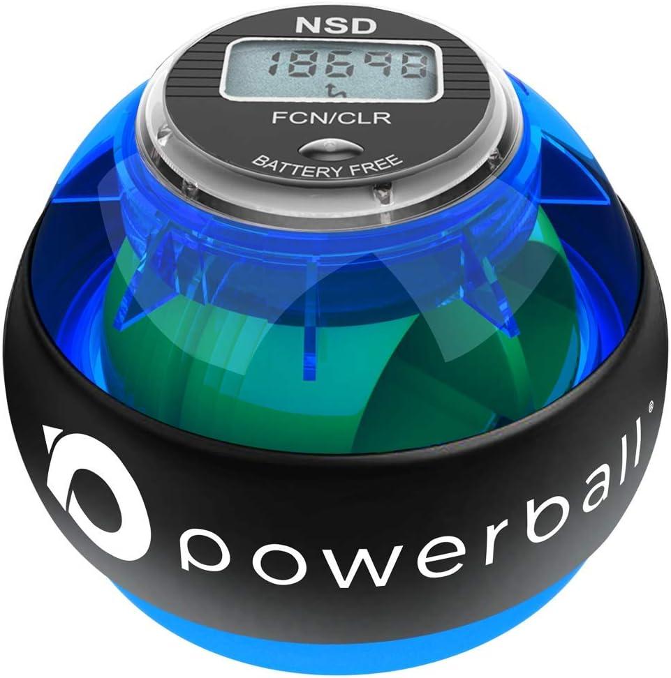Modelos de arranque de cable NSD Powerball 280hz - giroscopios de fortalecimiento y rehabilitación