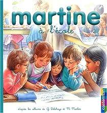 Martine, tome 34 : Martine à l'école par Delahaye