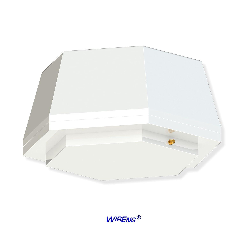 deskanttmポータブルアンテナfor hiboost Max Exデスクトップ工業強度Inside/インドア/内部   B07FLVG46X