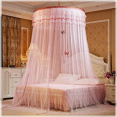 Review Bed Canopy Hanging Netting