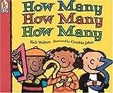 How Many, How Many, How Many, Rick Walton, 1564026566