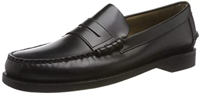79438c595e45 Amazon.com | Sebago Men's Classic Leather Loafer | Loafers & Slip-Ons