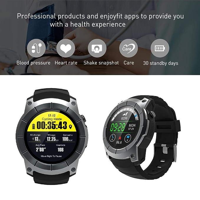 S958 - Reloj inteligente GPS con tarjeta SIM TF, podómetro ...