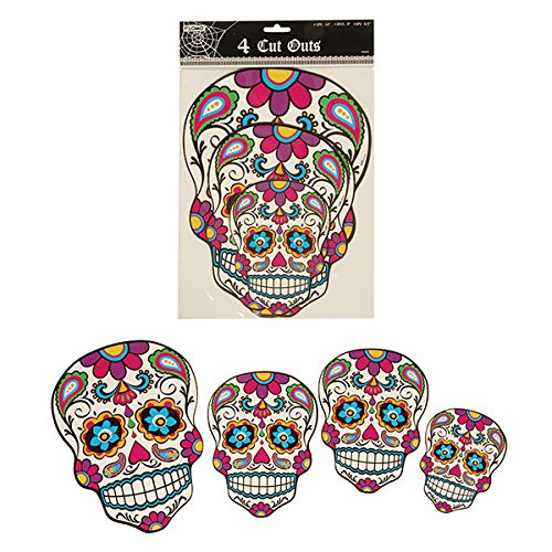 Day Of The Dead Skeleton Face - Own Photo Booth Creating Your