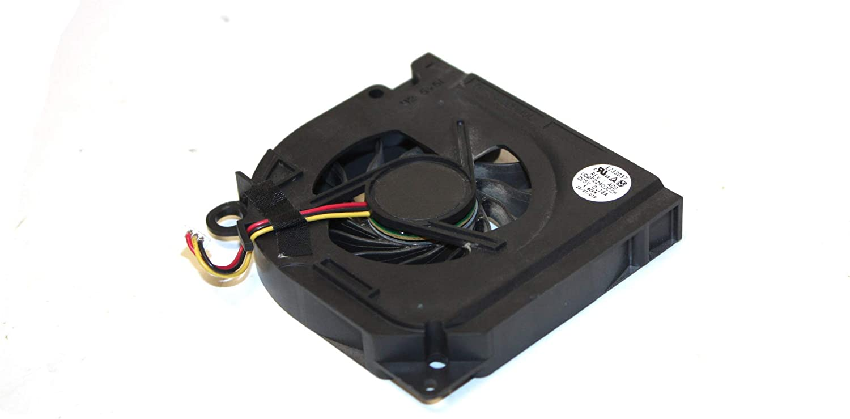 Genuine Dell Latitude D620 D630 D630c D631 Inspiron 1525 1526 1545 1546 Laptop Notebook CPU Processor 3-Pin Cooling Fan Compatible Part Numbers: C169M DC28A000M0L NN249 YT944 UDQFZZR03CCM PD099