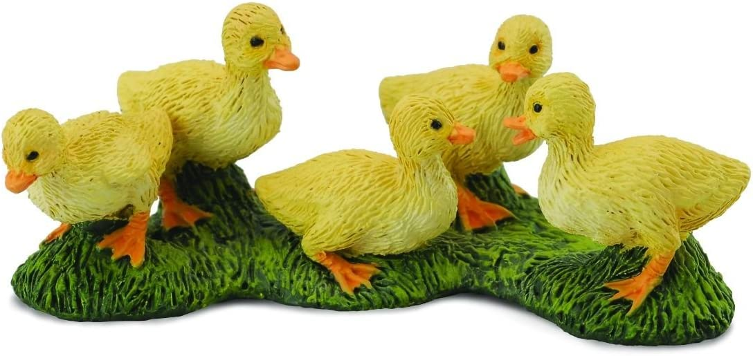 Collecta Farm Life Model Ducklings