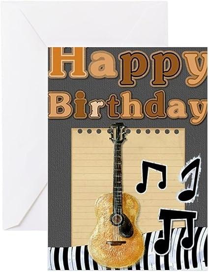 CafePress – Tarjeta de felicitación de cumpleaños con diseño de ...