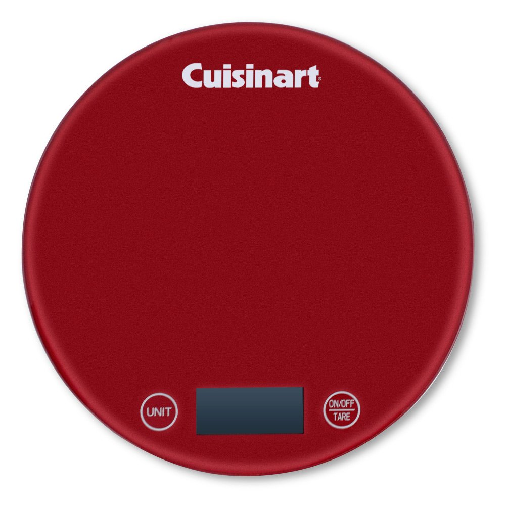 Amazon.com: Cuisinart FS-1PR Digital Kitchen Scale - Purple: Kitchen & Dining