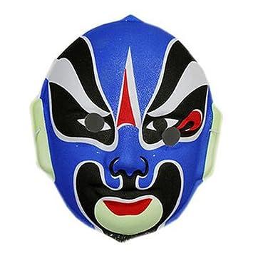 Alien Storehouse Máscara de la ópera de Pekín, Máscara China de la ópera, Máscara