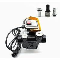 PRIT2016 230V (60/Min Heizöl Pumpe Diesel Pumpe selbstansaugende Pumpe Öl Saugnapf Pumpe für Füllung Station