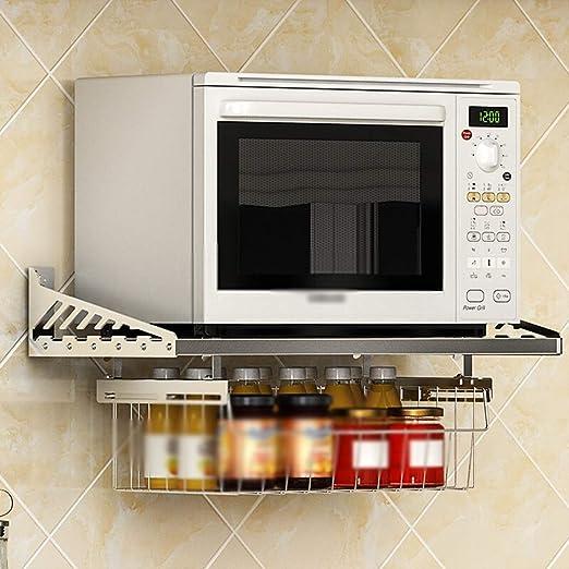 Cocina De Acero Inoxidable Multifunción Rack304 Montado En La ...