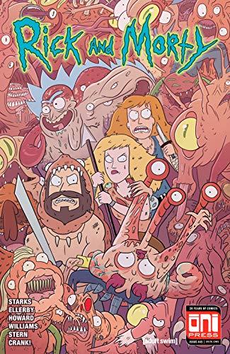 Rick and Morty #46 First Print 2019 Oni Press