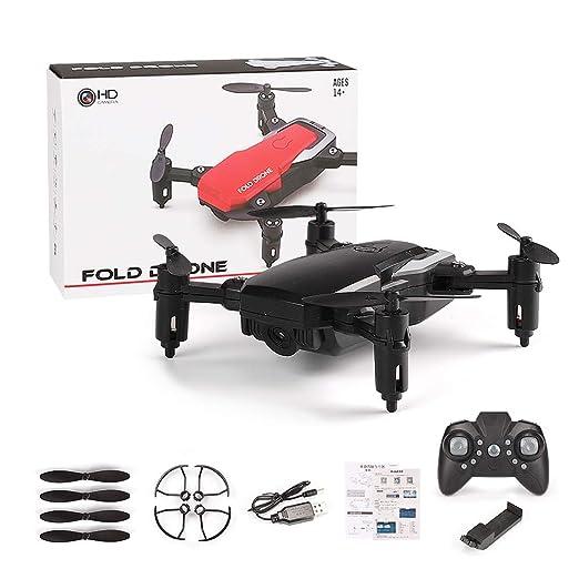 Drone con cámara WIFI FPV Drone con 2MP 720P Cámara HD Gran ...