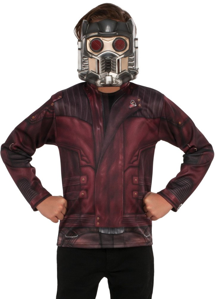 Guardians Of The Galaxy Vol 2 Star Lord Costume Child Small ...