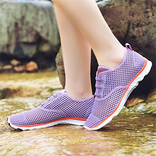 And Shoes A Breathable New Aqua Boating Sports Quick Shoes Barefoot Shoes Women's Garden Non slip SHINIK Driving Single Dry Summer Beach Men's Park Shoes IOqYpxTBwg
