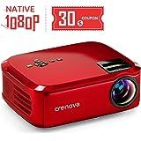 Amazon.com: 1080P Projector,Excelvan HD Video Projector 24W ...