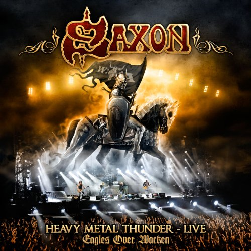 Heavy Metal Thunder - Live - Eagles Over Wacken (2 CD / 1 DVD Set) by CAROLINE GENERAL CAT