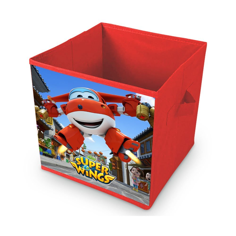 Super Wings Kids Foldable Storage Box