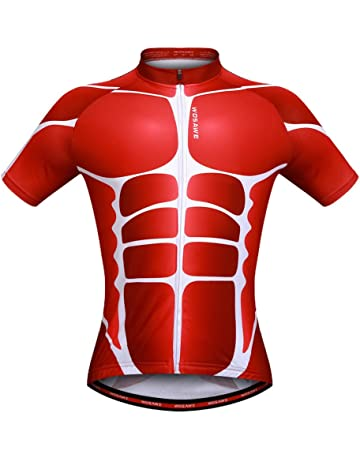 Mens Cycling Jerseys | Amazon.com