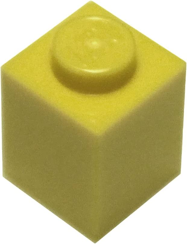 LEGO Parts and Pieces: Yellow (Bright Yellow) 1x1 Brick x20