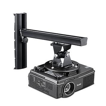 Suptek - Soporte de Techo Universal para proyector (Compatible con ...