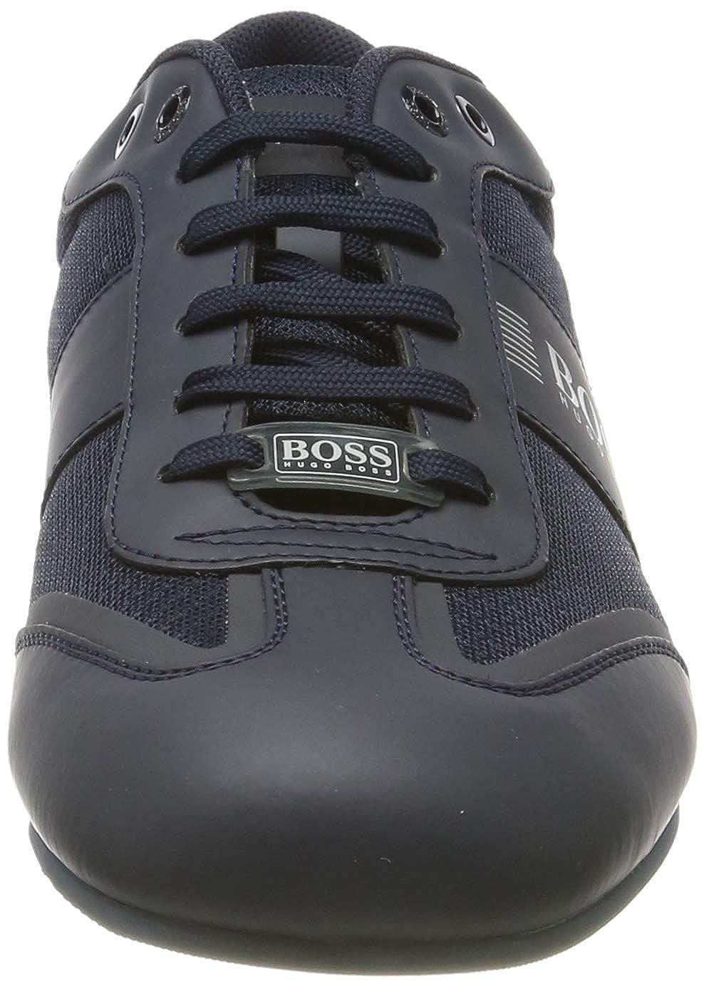 BOSS GREEN Lighter Lowp Mens Sneakers Blue