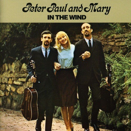 In The Wind [Japanese Import] by Paul and Mary Peter