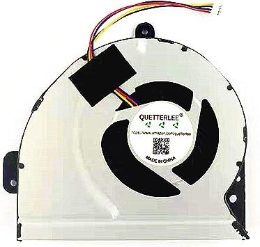 Laptop CPU Cooling Fan For ASUS A83S X54H X53S A43S X84L X84H X43S A53S