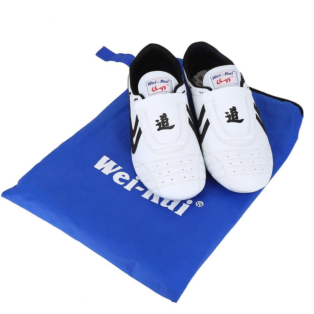 Chaussures de Taekwondo, Arts Martiaux Sneaker Boxe Karaté Kung Fu Tai Chi...