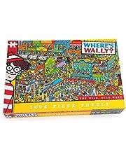 Wally 1000 stuks Wild West puzzel