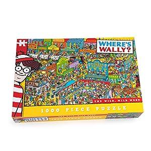 Paul-Lamond-Wheres-Wally-Wild-Wild-West-1000-Piece-Jigsaw-Puzzle