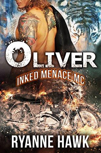 Oliver (Inked Menace Motorcycle Club #2): Shapeshifting Bikers - Mystery Leopard Cruiser