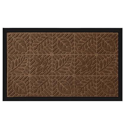 Amazon.com: Outside Shoe Mat Rubber Doormat for Front Door 18\