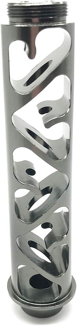 Lifesmells New style Aluminum Black Fuel Filter 1//2 28