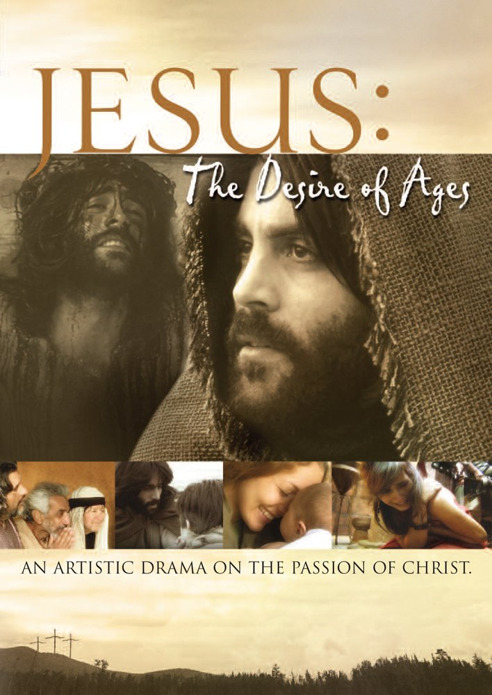 DVD : Jesus: Desire Of Ages (DVD)