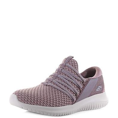 skechers damen ultra flex bright future sneaker