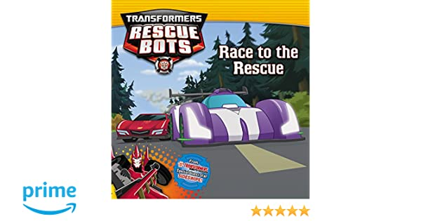 Transformers Rescue Bots Race to the Rescue Transformers 8x8