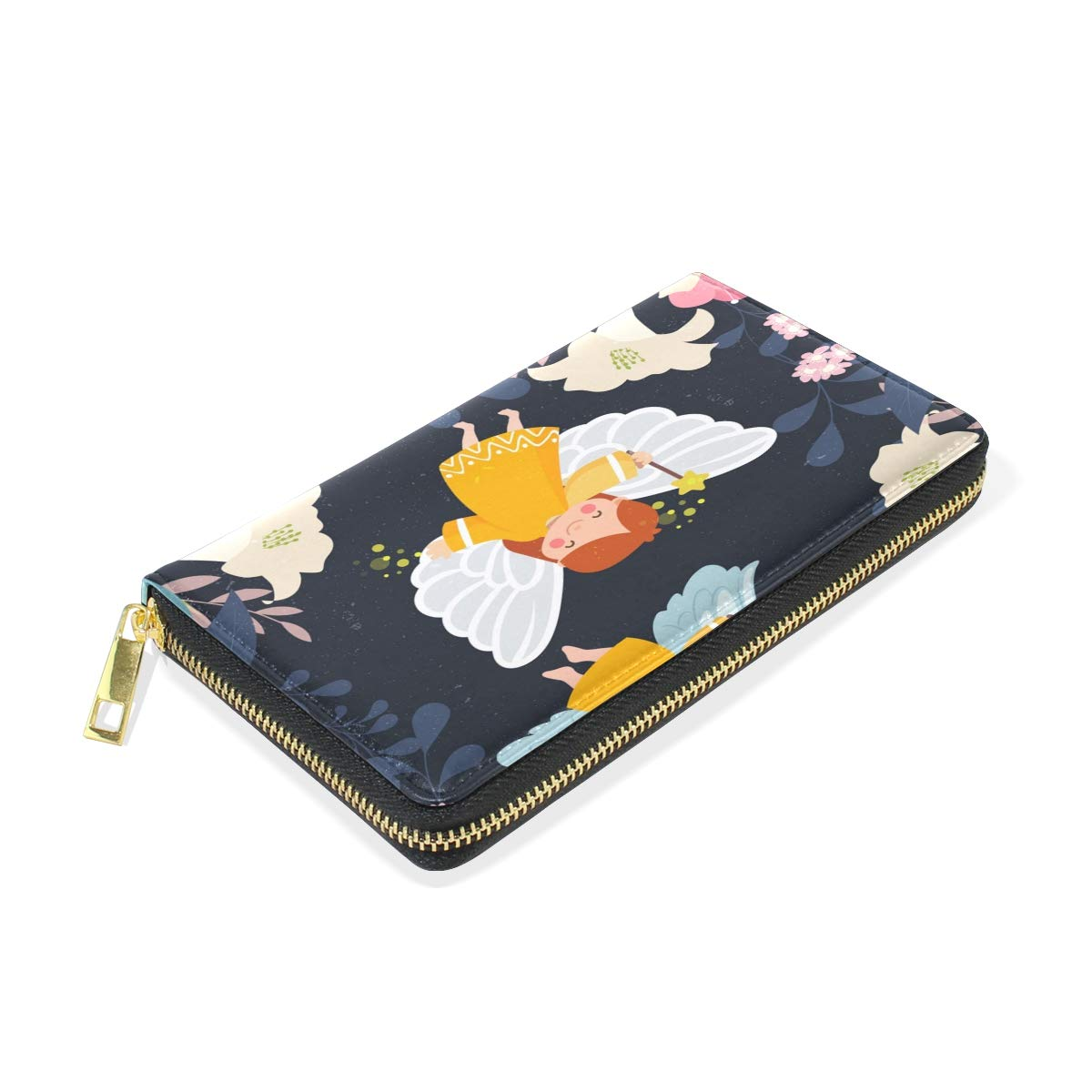 Amazon.com: Honey Bee Angel - Monedero de piel con ...