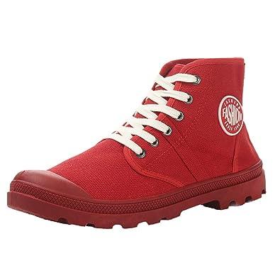7a3c11c8ba824 Amazon.com: Bohelly Men Canvas High Shoes Breathable Wild Non Slip ...