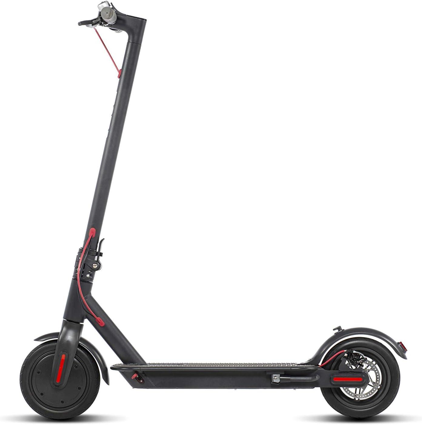 Comprar Moma Bikes Patinete Eléctrico Plegable E-500 Ruedas Macizas 8,5