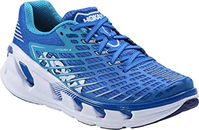 HOKA ONE ONE Vanquish 3 Mens Running Shoe  Medieval BlueBlue  10 DM US  B01H6BK168