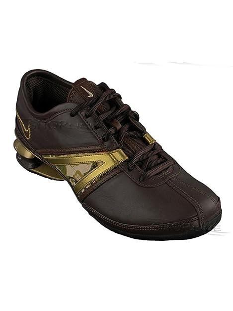 scarpe nike donna marrone