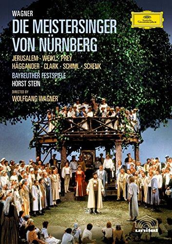 (Wagner - Die Meistersinger von Nurnberg / Bernd Weikl, Siegfried Jerusalem, MariAnne Haggander, Hermann Prey, Graham Clark, Matthias Holle, Horst Stein, Bayreuth)
